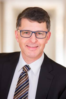 Tobias Knecht wurde als Präsident der Bezirkspartei wiedergewählt