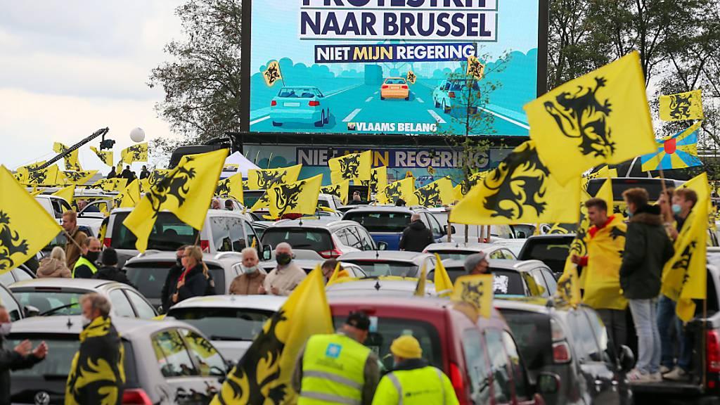 Belgien: Tausende demonstrieren gegen geplante Regierung