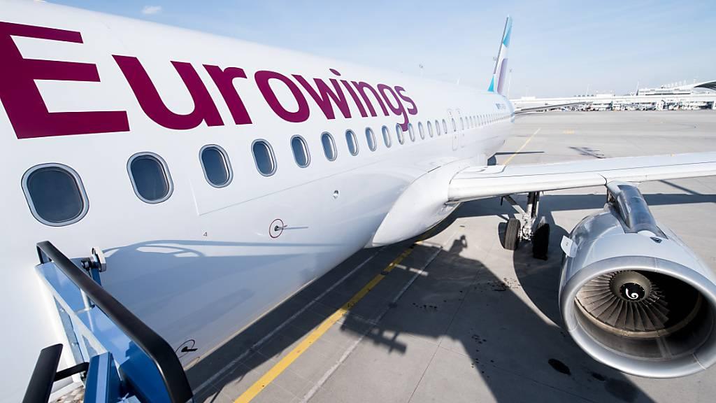 Neue Lufthansa-Ferienflugmarke Eurowings Discover wird schneller ausgebaut als geplant (Archivbild)