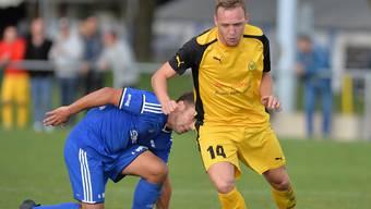 Yves Galey und der SC Blustavia ärgerten den FC Subingen am vierten Spieltag.