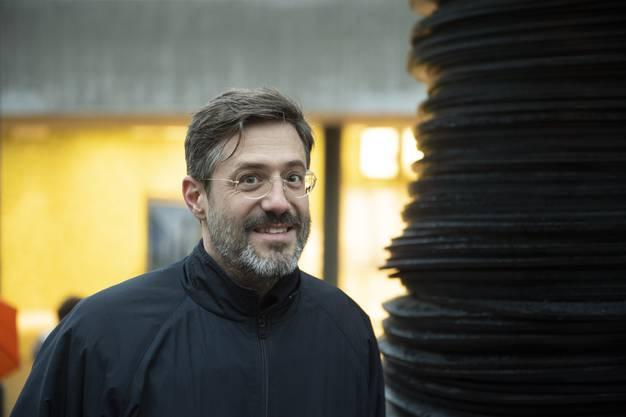 Rüthemann will mit seinem Werk zum Nachdenken und Diskutieren anregen.