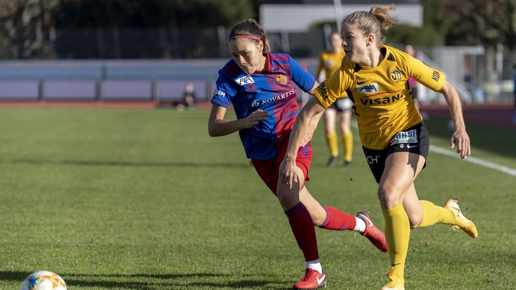 FC Basel 1893 Frauen vs BSC YB Frauen