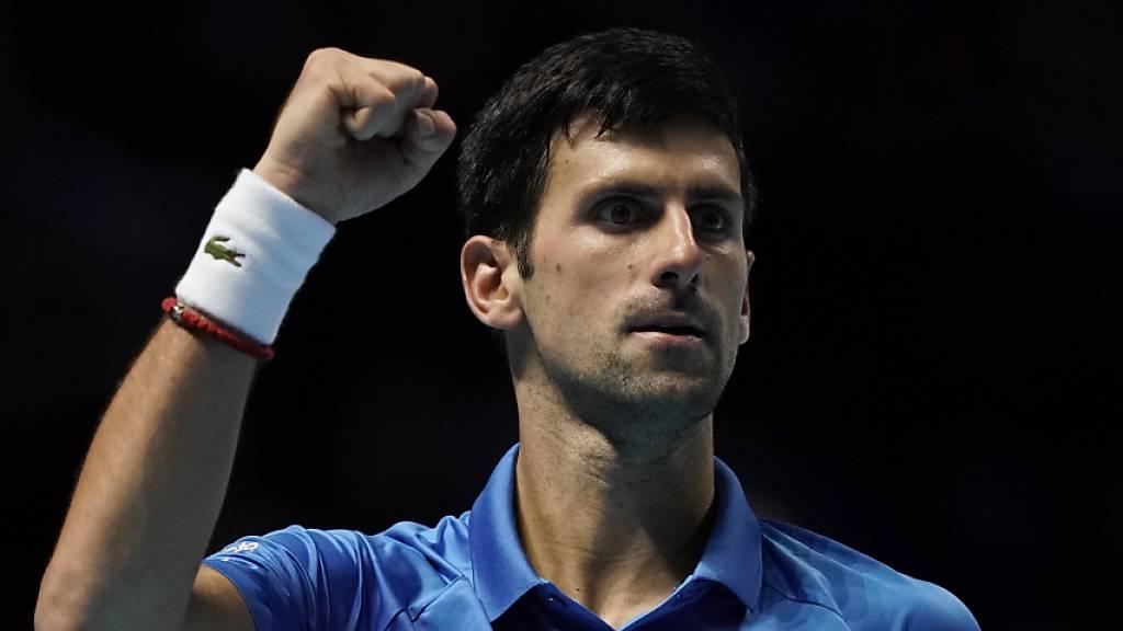Djokovic und die unerfüllte Suche nach der Liebe