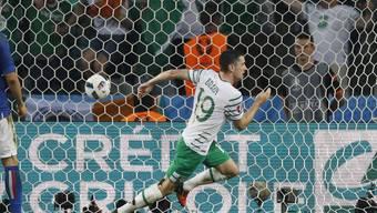 Entscheidendes Tor: Robbie Brady schiesst Irland gegen Italien in den Achtelfinal