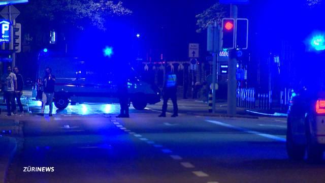 Gewalt gegen Zürcher Polizisten: Polizei reagiert mit Bodycams