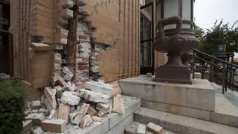 Erdbeben in kalifornischer Stadt Napa