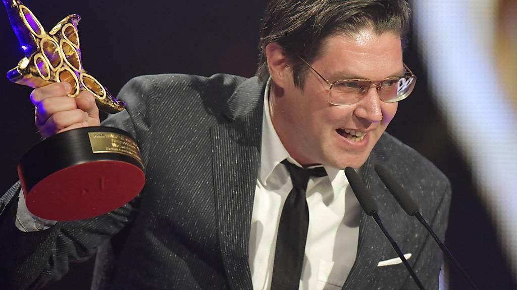 Michael Steiner gewann 2019 mit seinem Film «Wolkenbruch» in der Kategorie Filmproduktion den Prix Walo. (Archivbild)