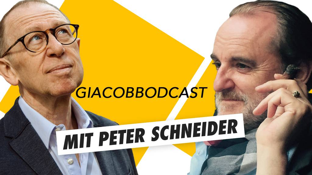Mit Peter Schneider