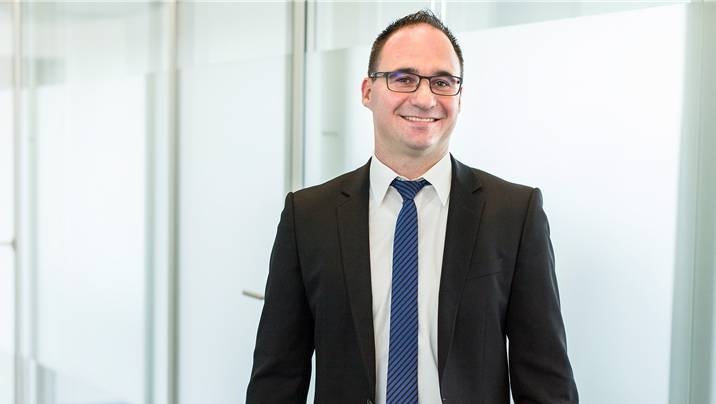 «Daran muss ich mich noch gewöhnen»: Als Präsident wird Stephan Burgunder oft angesprochen.