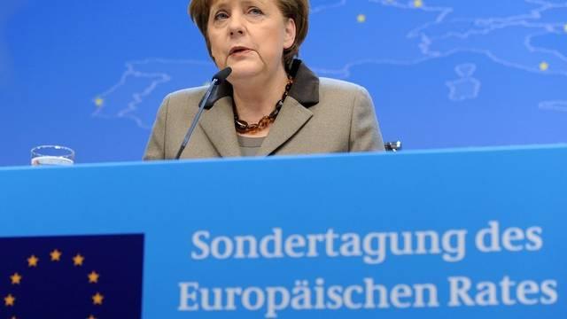 Merkel konnte sich mit ihren Plänen nicht durchsetzen