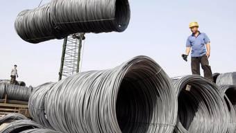 China produziert zu viel Stahl. Jetzt will das Land die Überkapazitäten abbauen.
