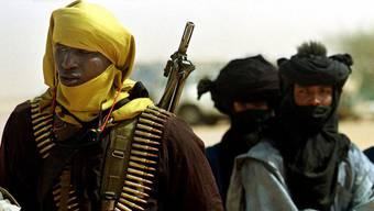 Tuareg-Kämpfer in Niger (Symbolbild)