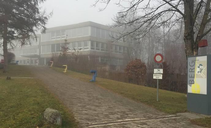 Die Sekundarschule Berg in Gossau