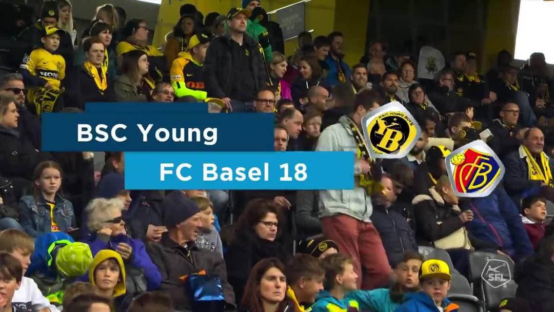 Super League, 2018/19, 33. Runde, YB - FC Basel: Highlights