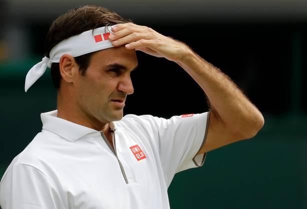 Roger Federers grosses Ziel ist die Rasensaison.
