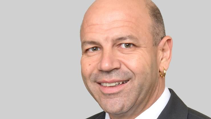 Will nun doch Gemeindepräsident werden: Roger P. Hänggi.