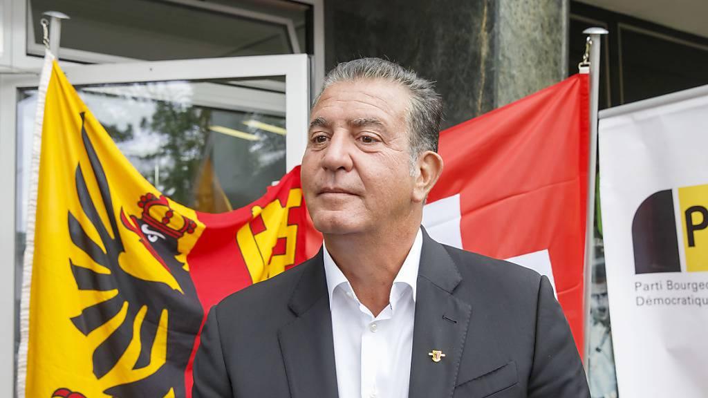BDP Genf nimmt früheren MCG-Präsidenten Eric Stauffer auf