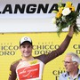 Claudio Imhof sicherte sich am Sonntag an der Tour de Suisse in Langnau das Trikot des Bergpreis-Leaders. Auf dem Weg nach Murten will es der Thurgauer in der 3. Etappe verteidigen