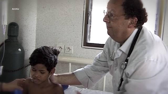 Letzte Ehre für Kinderarzt Beat Richner