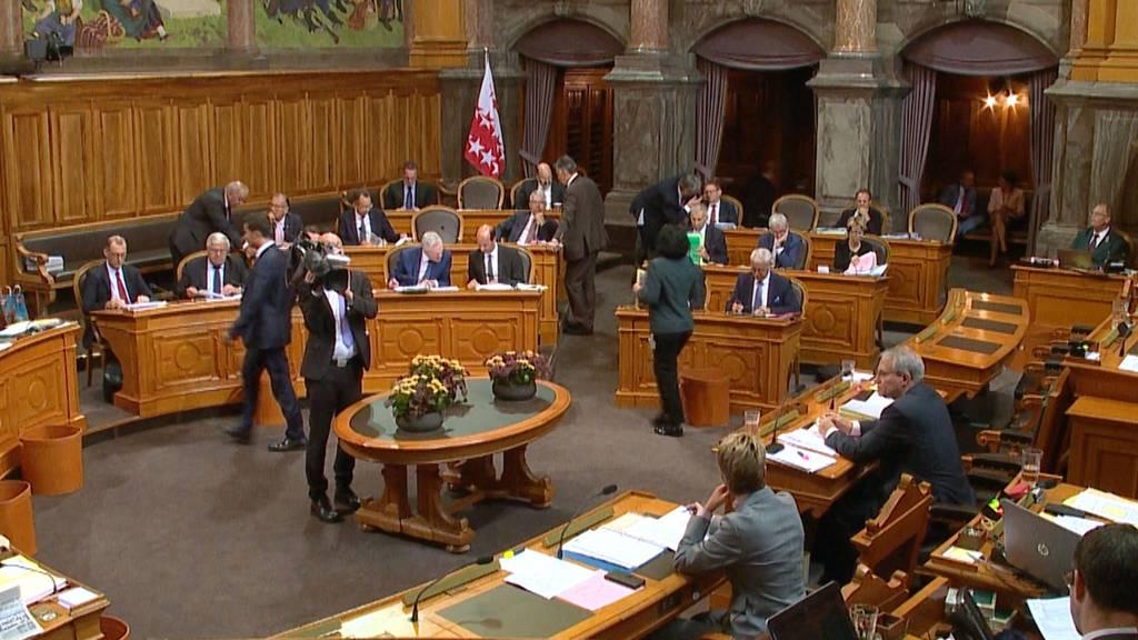 Ständeratswahl Solothurn 2019: Zweiter Wahlgang