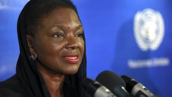 UNO-Nothilfekoordinatorin Valerie Amos (Archivbild)