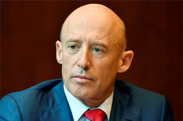 Patrik Gisel war 13 Jahre Stellvertreter von Pierin Vincenz, ehe er im Oktober 2015 dessen Nachfolger als CEO wurde.