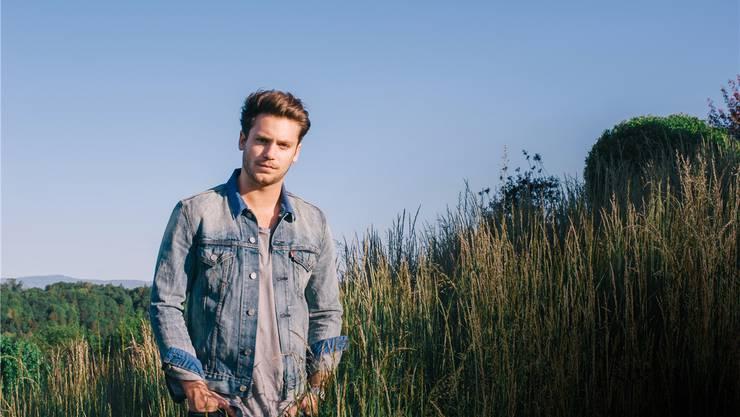 «Manchmal trifft man mich am Morgen noch halb besoffen, ein andermal bin ich topseriös»: Bastian Baker.