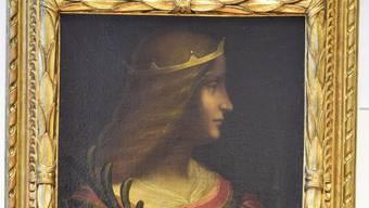 Das Bild «Ritratto di Isabella d'Este»