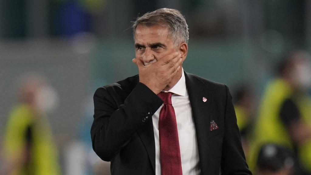 Türkischer Nationalcoach: «Unsere Chancen sind gering»