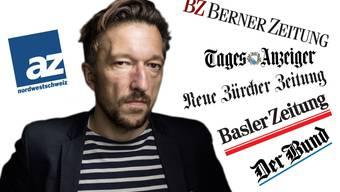 Was sagen die Schweizer Medien zu Lukas Bärfuss' Wutschrift in der Frankfurter Allgemeinen Zeitung?