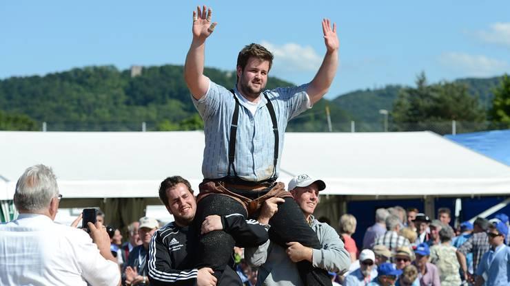 Alexander Vonlaufen darf sich zurecht feiern lassen.