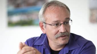 «Heute leben zu viele Menschen in einem Heim, obwohl sie eigentlich selbstständig wohnen könnten», sagt Pro-Infirmis-Geschäftsleiter John Steggerda.