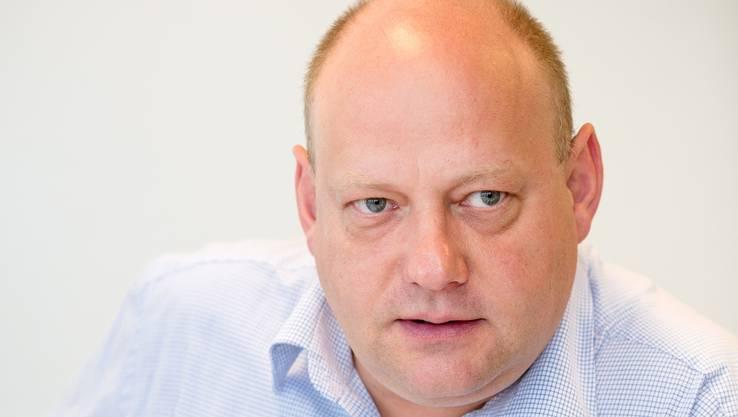 Valentin Schmid (FDP), Gemeindepräsident Spreitenbach