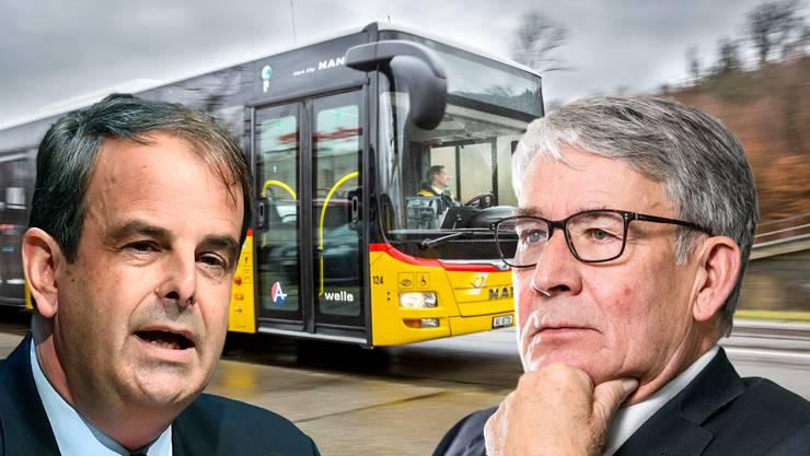 Post-Chef Urs Schwaller will Klagen gegen die Verantwortlichen des Postauto-Falls prüfen. Unnötig, findet CVP-Präsident Gerhard Pfister.
