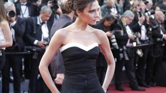 Sie hat hart für ihren Traum, eine anerkannte Modedesignerin zu werden, gearbeitet: Victoria Beckham. (Archivbild)