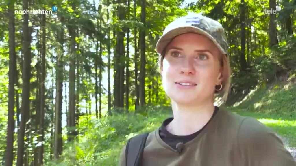 Jagd: «Ich kenne keinen Grund, wieso Frauen nicht auf die Jagd sollten.»