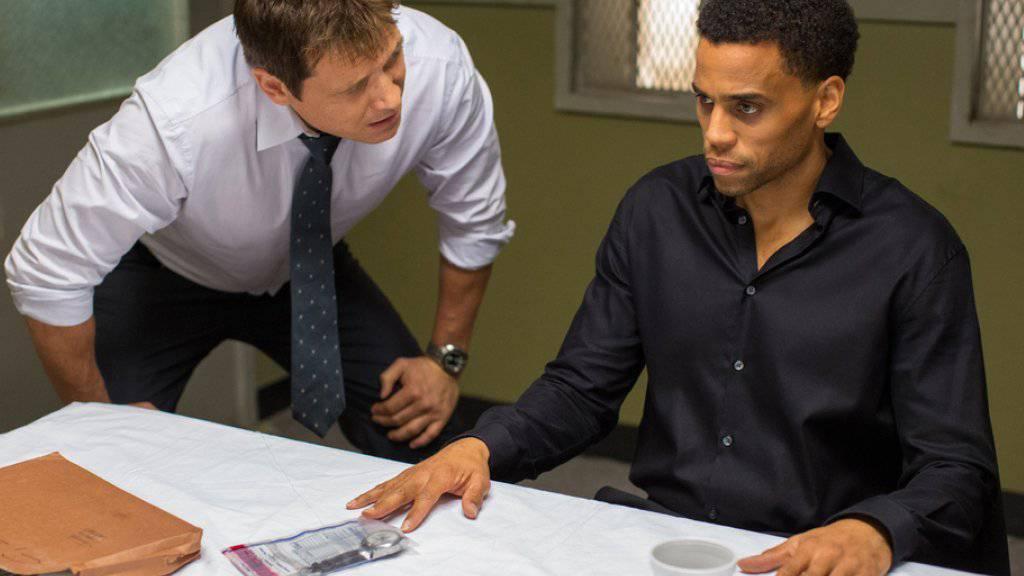 Szene aus dem Film «The Perfect Guy», der in den USA schon am ersten Wochenende das Fünffache seiner Kosten einspielte (Handout).
