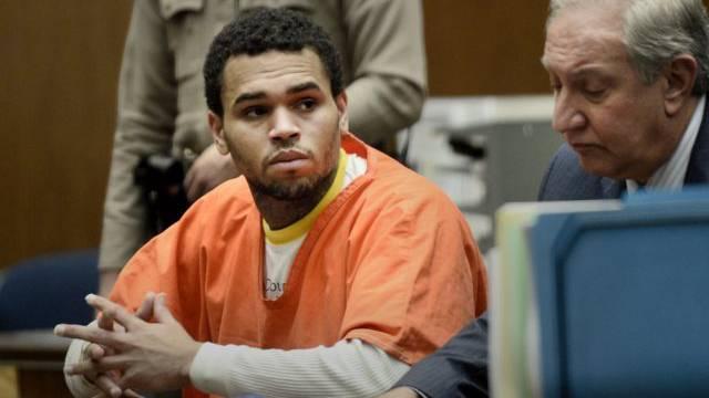 US-Sänger Chris Brown vor Gericht