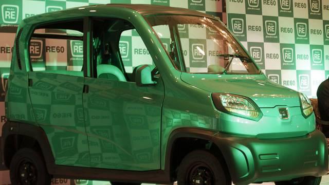 Das neue Biillig-Auto von der Firma Bajaj