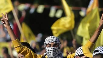 Rivalisierende Palästinensergruppen haben sich darauf geeinigt, bis Ende 2018 Wahlen in den Palästinensergebieten abzuhalten. (Archiv)