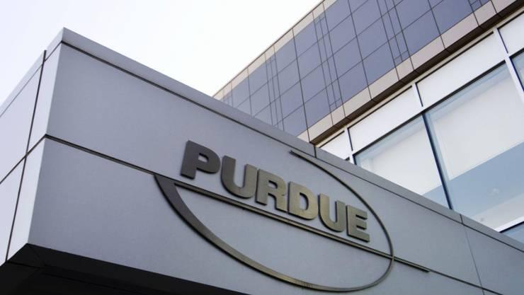 Im Visier von Behörden und Gerichten: Das Opioid Oxycontin des US-Pharmakonzerns Purdue soll die Opioid-Krise in Nordamerika ausgelöst haben.