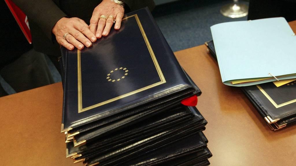 Economiesuisse will das Rahmenabkommen mit der EU noch in diesem Jahr