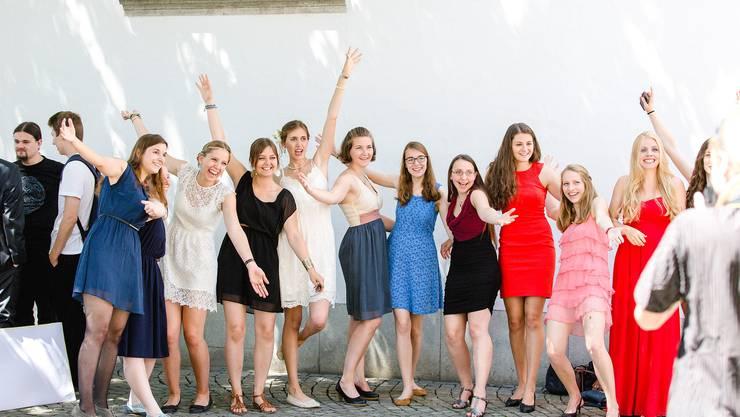 Dimplomfeier der Neuen Kantonsschule Aarau