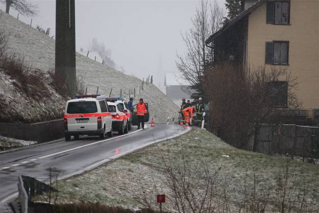 Burgdorf: Velofahrerin angefahren