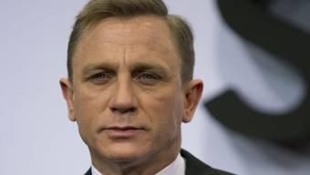 Daniel Craig bei der Bond-Premiere in Berlin