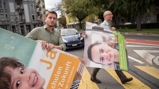 Wahlplakate LU: Stadt präsentiert günstigere Lösung