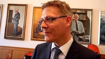 Neu gewählter Solothurner Regierungsrat Roland Fürst (CVP) im Interview