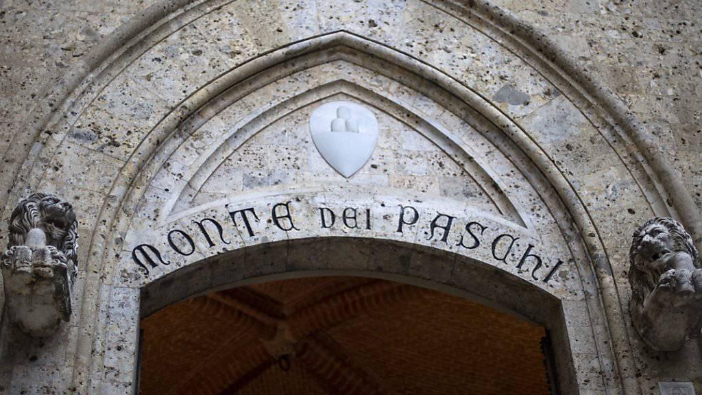 Einsparungen haben der ältesten Bank der Welt, Monte dei Paschi, zu einem Gewinn verholfen. (Archiv)
