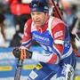 Ole Einar Björndalen, erfolgreichster Olympia-Sportler, erklärte seinen Rücktritt