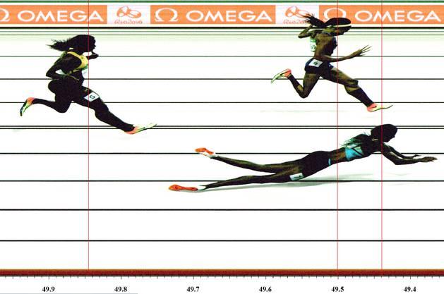 Dank modernster Technologie soll bei den Inspiration Games sogar ein Fotofinish wie bei den Olympischen Spielen in Rio de Janeiro möglich sein.